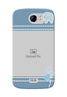 Micromax Canvas 2 kids design icons with  simple pattern Design Design