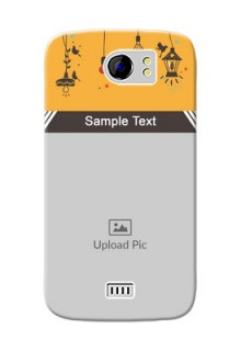 Micromax Canvas 2 my family design with hanging icons Design Design