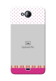 Micromax Canvas Play Q355 Cute Mobile Case Design