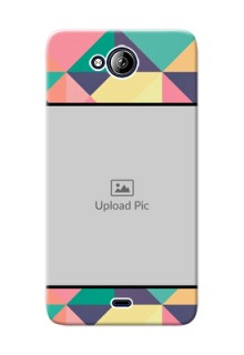 Micromax Canvas Play Q355 Bulk Picture Upload Mobile Case Design