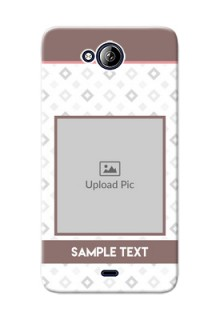 Micromax Canvas Play Q355 Simple Mobile Back Case Design