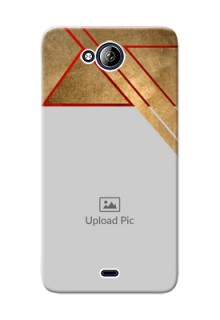Micromax Canvas Play Q355 gradient abstract texture with stylish pattern Design