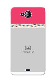 Micromax Canvas Play Q355  line art Design