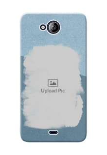 Micromax Canvas Play Q355 grunge backdrop with line art Design Design