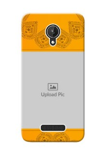 Micromax Canvas Spark traditional wedding design backdrop Design