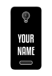 Micromax Canvas Spark Your Name on Phone Case