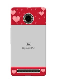 Micromax Yuphoria valentines day couple Design