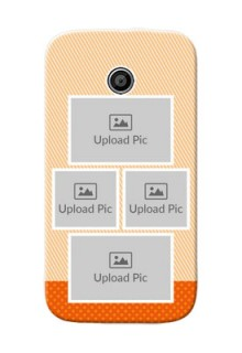 Motorola E Bulk Photos Upload Mobile Case  Design