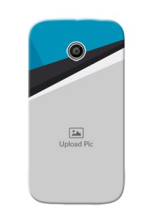 Motorola E Simple Pattern Mobile Cover Upload Design