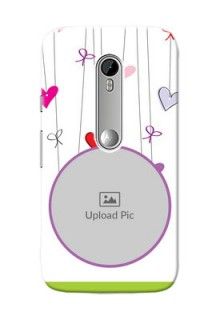 Motorola G Turbo Cute Babies Mobile Cover  Design