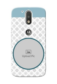 Motorola G4 Stylish Design Mobile Cover Design