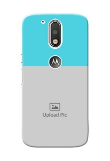 Motorola G4 Simple Mobile Back Cover Design