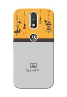 Motorola G4 my family design with hanging icons Design Design