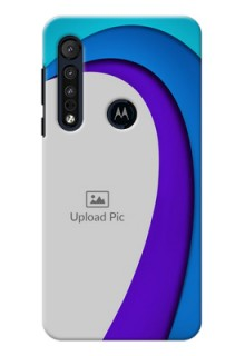 Motorola G8 Play custom back covers: Simple Pattern Design