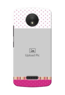 Motorola Moto C Plus Cute Mobile Case Design