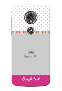 Motorola Moto E5 Plus Cute Mobile Case Design