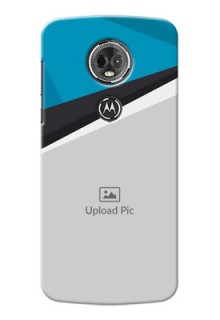 Motorola Moto E5 Plus Simple Pattern Mobile Cover Upload Design
