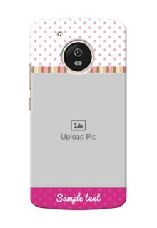 Motorola Moto G5 Cute Mobile Case Design