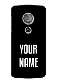 Motorola Moto G6 Play Your Name on Phone Case
