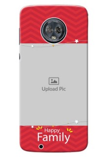 Motorola Moto G6 happy family Design