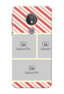 Moto G7 Power Back Covers: Picture Upload Mobile Case Design
