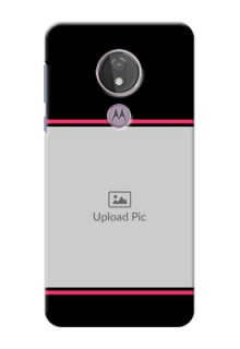 Moto G7 Power Mobile Covers With Add Text Design