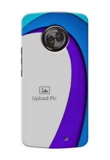 Motorola Moto X4 Simple Pattern Mobile Case Design