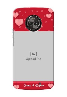 Motorola Moto X4 valentines day couple Design
