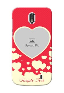 Nokia 1 Love Symbols Mobile Case Design