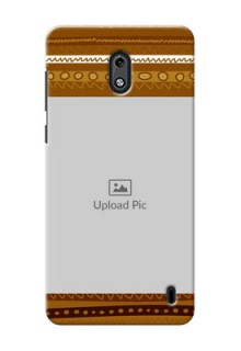 Nokia 2 Friends Picture Upload Mobile Cover Design