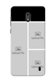 Nokia 2 Multiple Picture Upload Mobile Cover Design