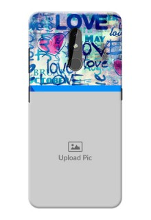Nokia 3.2 Mobile Covers Online: Colorful Love Design