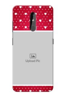 Nokia 3.2 custom back covers: Hearts Mobile Case Design