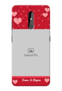 Nokia 3.2 Mobile Back Covers: Valentines Day Design