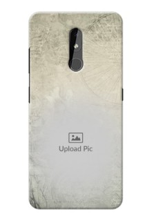 Nokia 3.2 custom mobile back covers with vintage design