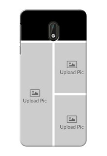 Nokia 3 Multiple Picture Upload Mobile Cover Design