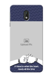 Nokia 3 best friends design Design Design
