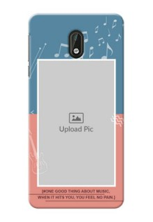 Nokia 3 2 colour backdrop with music theme Design Design