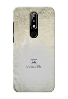 Nokia 5.1 plus custom mobile back covers with vintage design