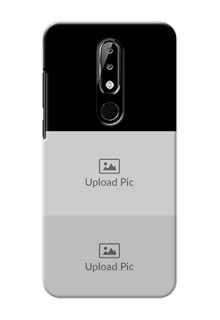 Nokia 5.1 Plus 464 Images on Phone Cover