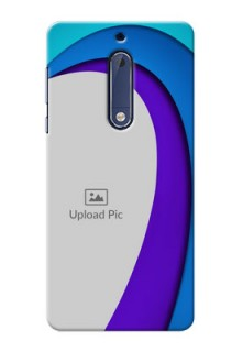 Nokia 5 Simple Pattern Mobile Case Design