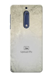 Nokia 5 vintage backdrop Design
