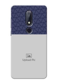 Nokia 6.1 Plus Mobile Covers Online with Best Friends Design