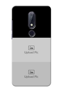 Nokia 6.1 Plus 300 Images on Phone Cover
