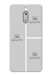 Nokia 6 Multiple Picture Upload Mobile Cover Design
