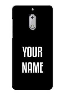 Nokia 6 Your Name on Phone Case