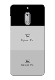 Nokia 6 237 Images on Phone Cover
