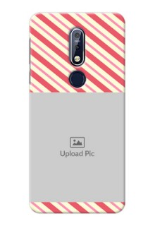 Nokia 7.1 Back Covers: Picture Upload Mobile Case Design