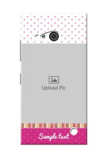 Nokia 730 Cute Mobile Case Design