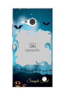 Nokia 730 halloween design with designer frame Design